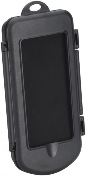 Smartphonehalter mit Spritzschutzbox