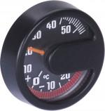 Thermometer voor rollators, rolstoelen en scootmobielen