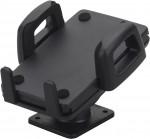 Smartphonehouder met kleefbevestiging voor rollators, rolstoelen en scootmobielen