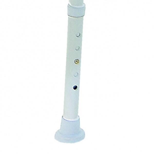 Douchestoel DSF 130 in hoogte verstelbare poten